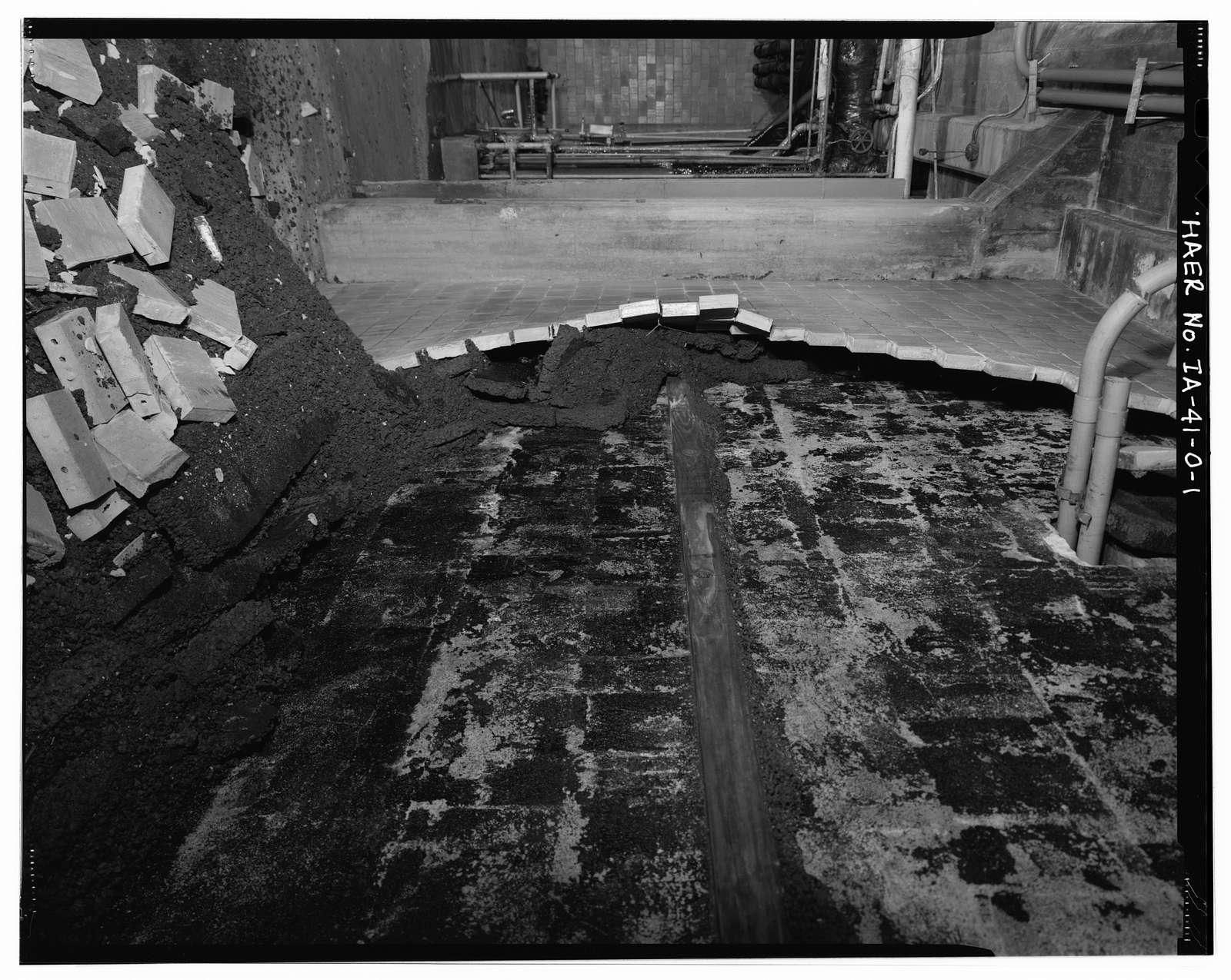 Rath Packing Company, Hog Cutting Building, Sycamore Street between Elm & Eighteenth Streets, Waterloo, Black Hawk County, IA