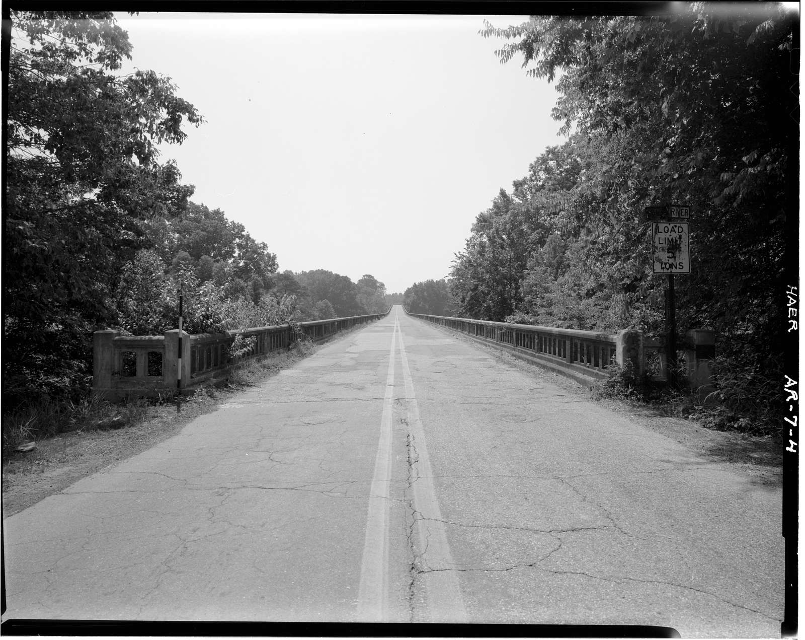 Saline River Bridge, County Highway 365 across Saline River, Benton, Saline County, AR