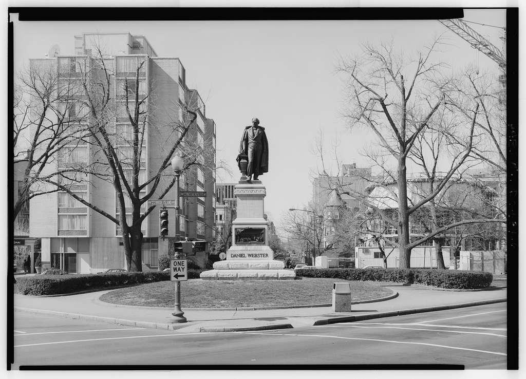 Scott Circle, Washington, District of Columbia, DC