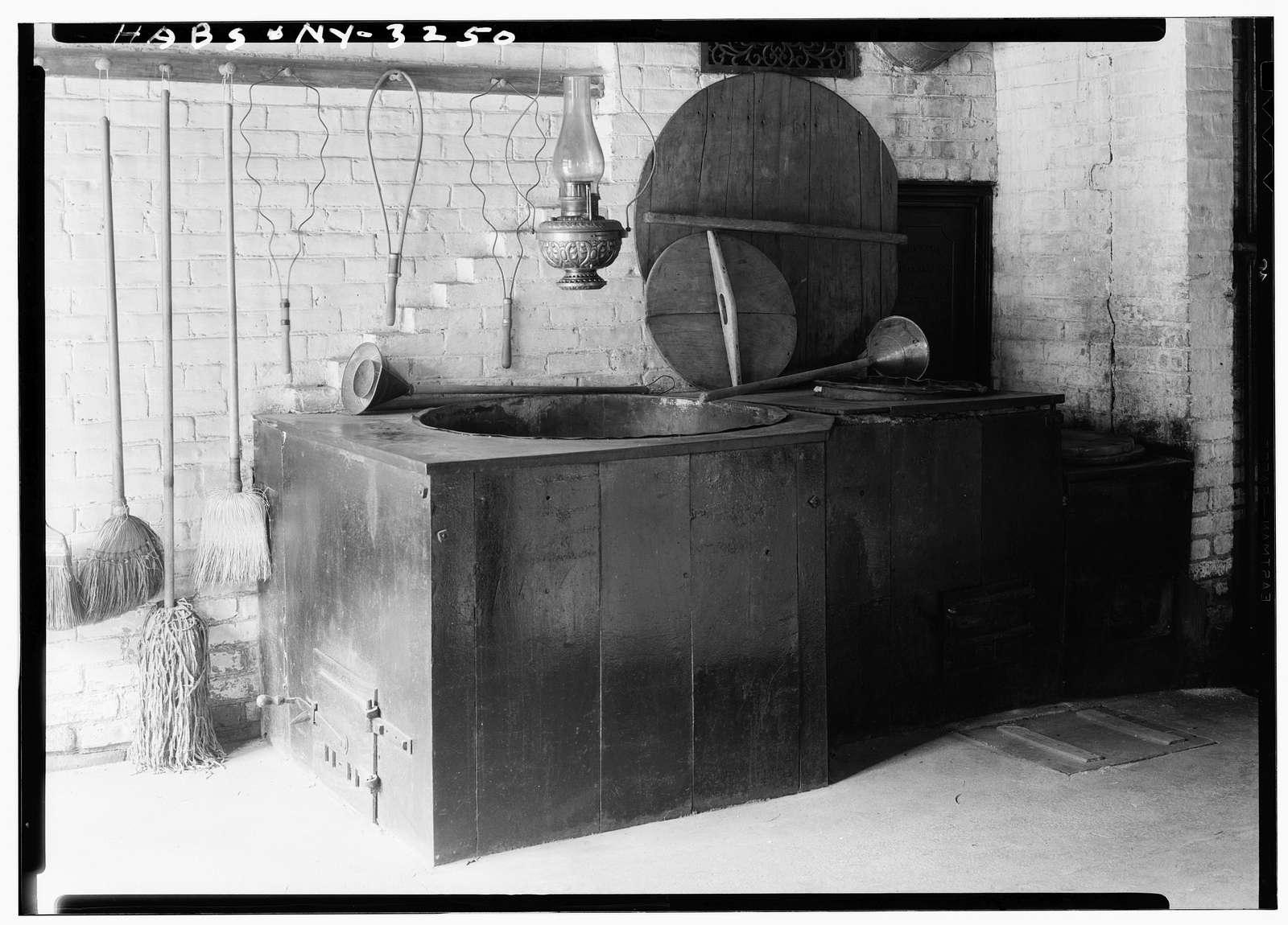 Shaker North Family Washhouse (second), Shaker Road, New Lebanon, Columbia County, NY