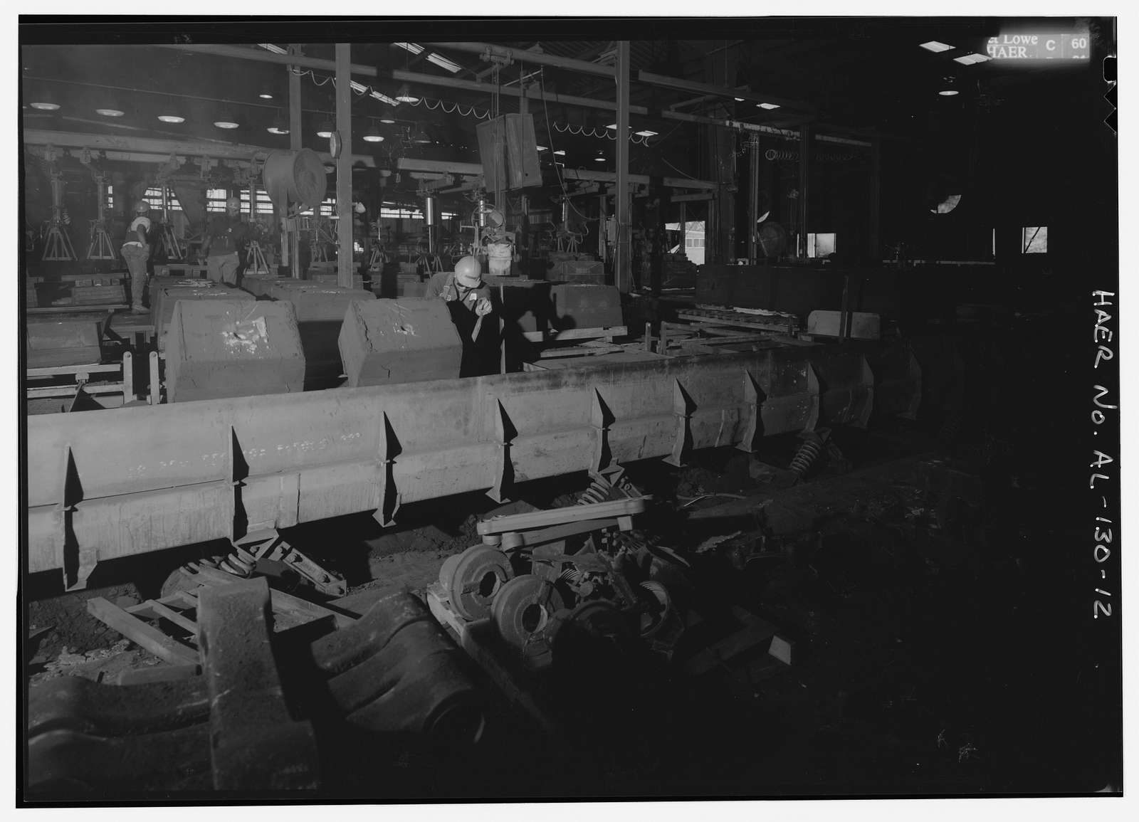 Southern Ductile Casting Company, Centerville Foundry, 101 Airport Road, Centreville, Bibb County, AL