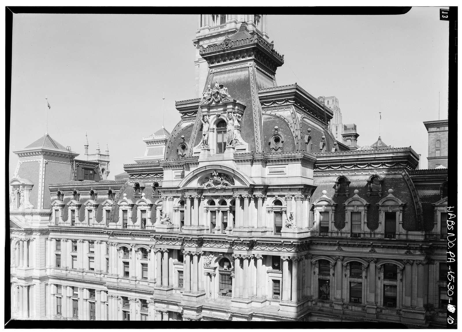 The New Public Buildings, Penn Square, Broad & Market Streets, Philadelphia, Philadelphia County, PA