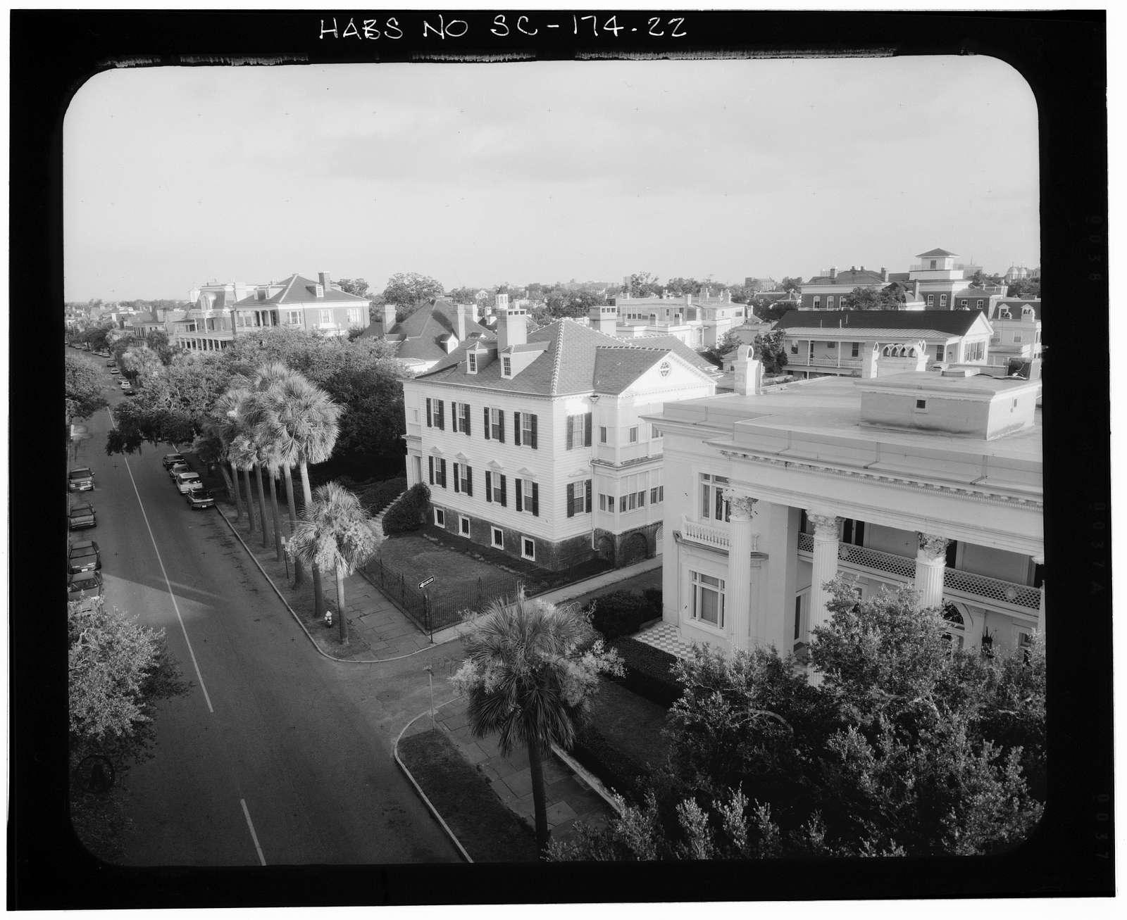 Villa Marguerita, 4 South Battery Street, Charleston, Charleston County, SC
