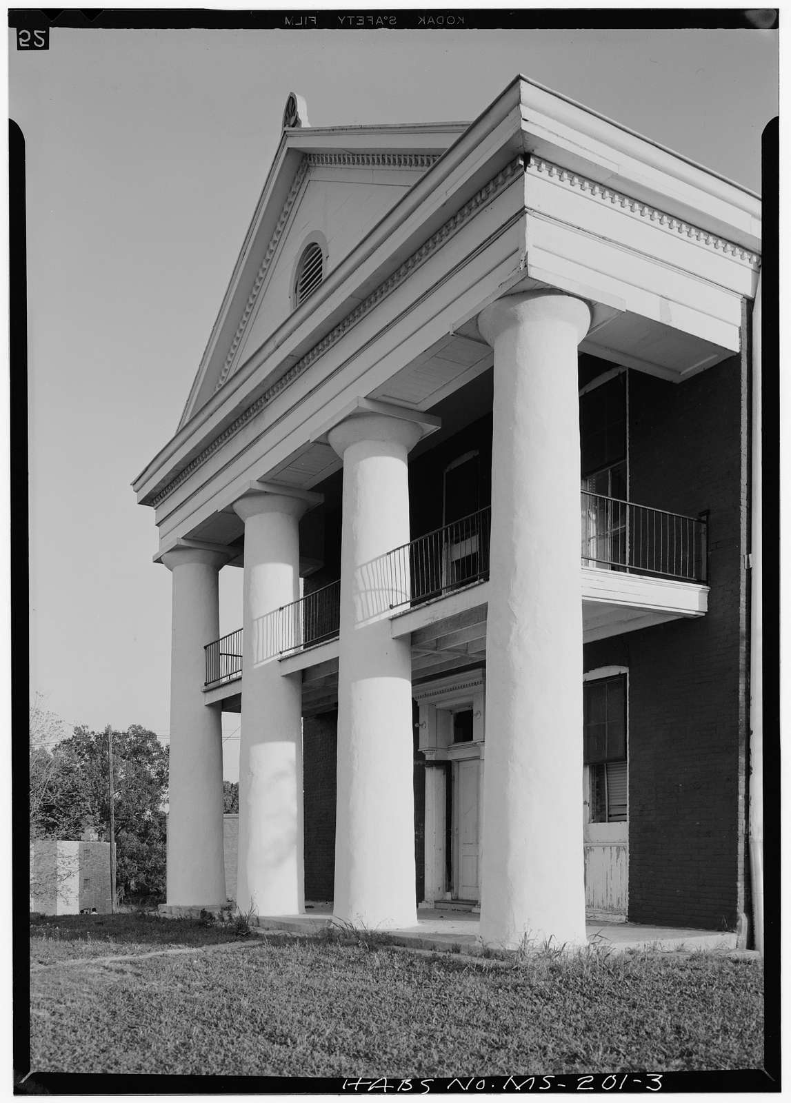 Alcorn State University, Literary Society Building, Alcorn State University Campus, Alcorn, Claiborne County, MS