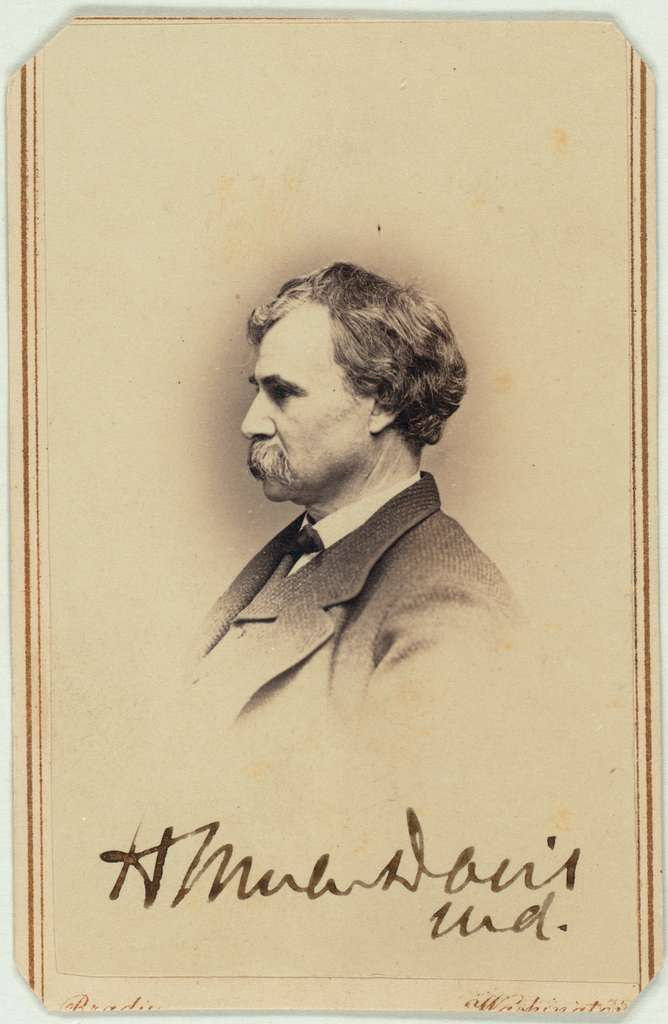 Carte d' visite: Davis, Henry Winter, 1817-1865