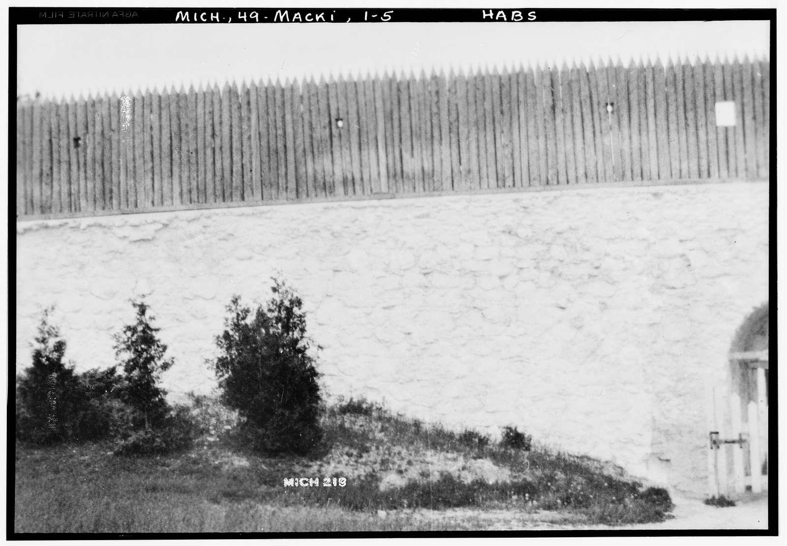 Fort Mackinac, Mackinac Island, Mackinac County, MI
