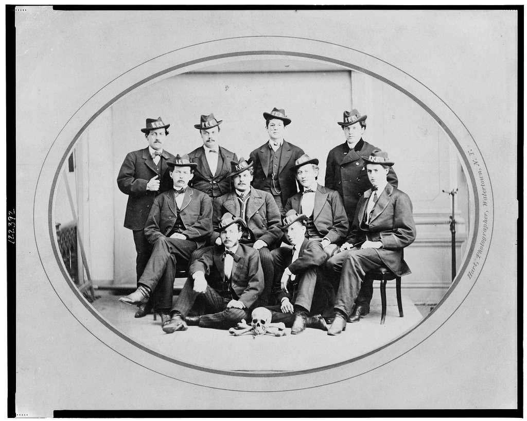 Ku Klux Klan, Watertown Division 289 / Hart, photographer, Watertown, N.Y.