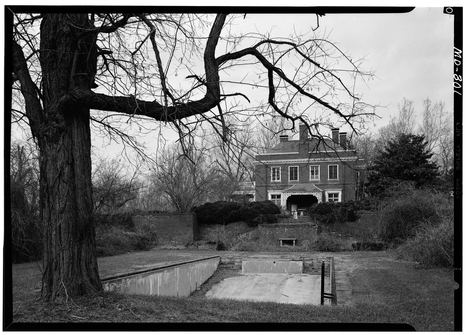 Oxon Hill Manor, 6701 Oxon Hill Road, Oxon Hill, Prince George's County, MD