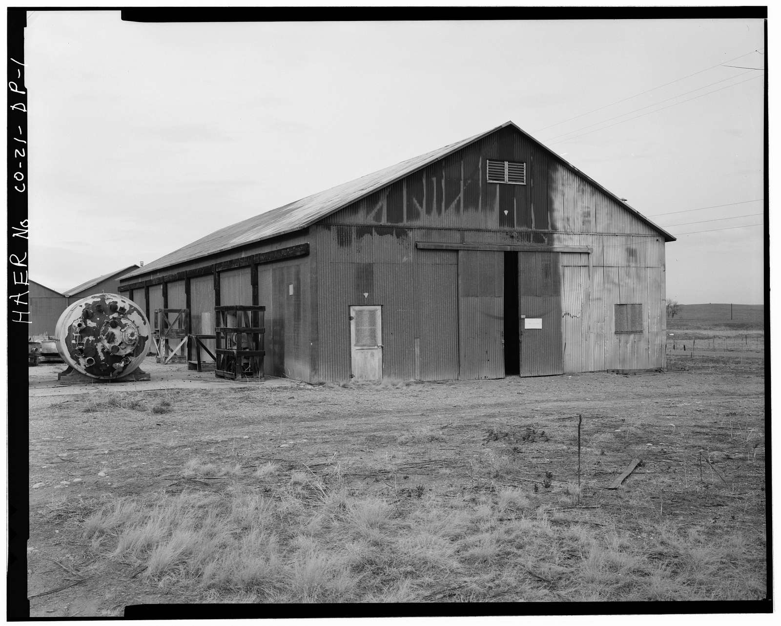 Rocky Mountain Arsenal, General Purpose Warehouse, 1980 feet South of Ninth Avenue; 3230 feet East of D Street, Commerce City, Adams County, CO