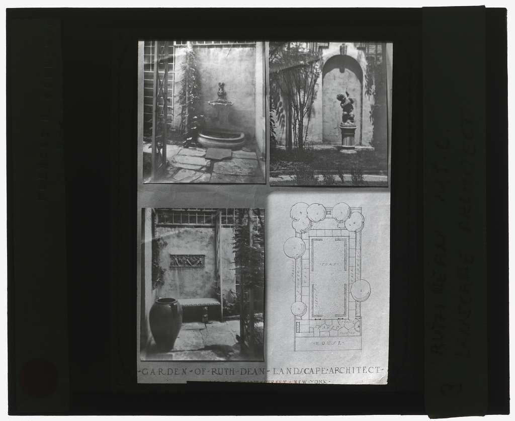 [Ruth Bramley Dean house, 150 East 61st Street, New York, New York. Plan and views]