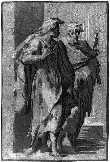 Saints Peter and John