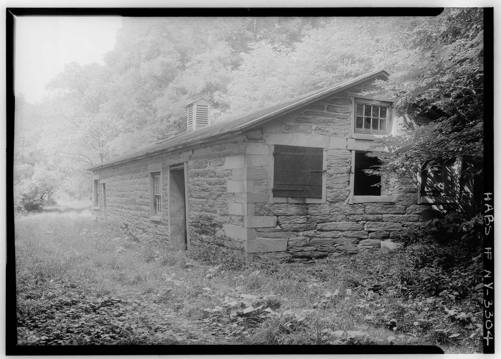 Shaker Church Family Apple Drying Kiln, Shaker Road, New Lebanon, Columbia County, NY