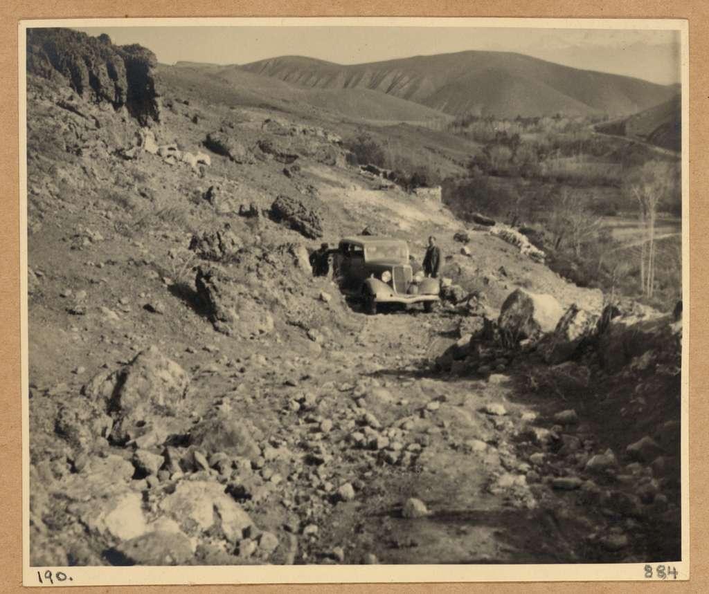 Trip to Cappadocia, 1935, vol. II