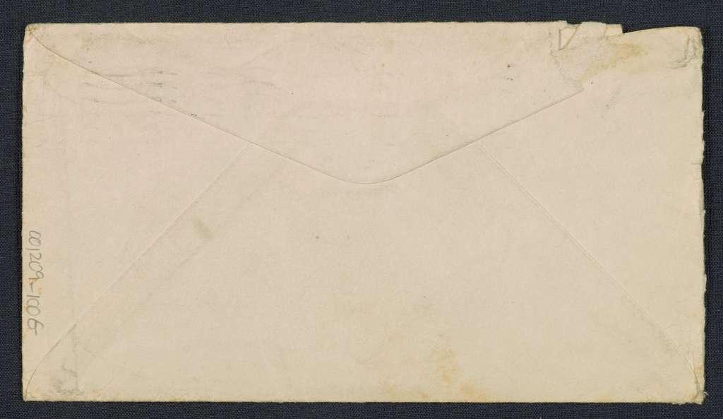 Warren G. Harding-Carrie Fulton Phillips Correspondence: Correspondence and drafts of correspondence; 1918; Aug.
