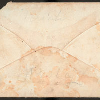Letter from Moses Puterbaugh to Uriah W. Oblinger, November 4, 1866