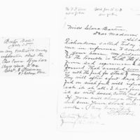 clara barton essay Writing an essay on clara barton locate sources to use in your essay and our free citation generator to cite them in apa, mla, or chicago (latest versions.
