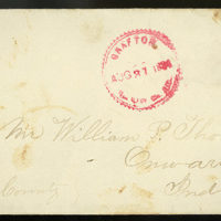 Letter from Giles S. Thomas to Thomas Family, August 31, 1884