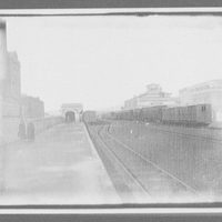 Aukland [sic] - railway station
