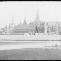 Bangkok - distant view of the King's palace