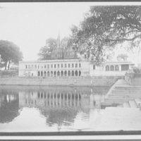Benares (?) pool