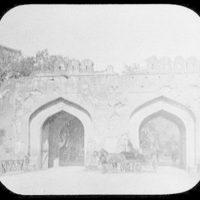 Delhi - Cashmere Gates