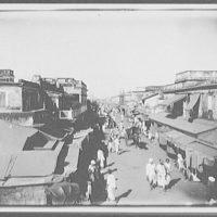 "Madras - street scene in ""Blacktown"""