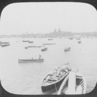 Madras - view from the harbor