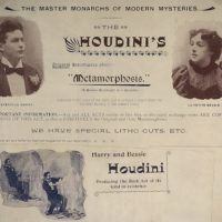 [The  Houdinis perform Metamorphosis]