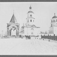 Irkutsk - church