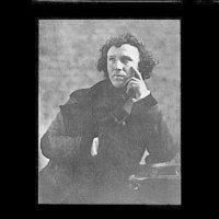 Portrait photograph of Sir John Steell