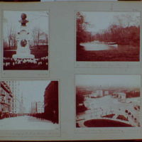 Early years, snapshots, 1896-1898. Images from New York City X