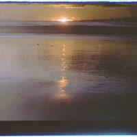Sunset, Carmel Bay, California