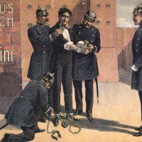 [Houdini and the circus]
