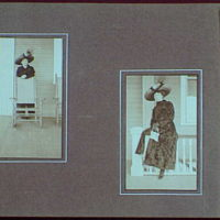Early years, with images of family, self portraits, landscapes and architectural interiors. Mrs. Gottscho in Atlantic City III