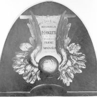 [Trophy presented to Houdini by the Aerial League of Australia]