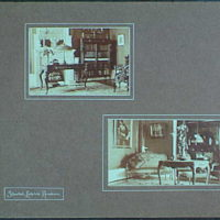 Early years, with images of family, self portraits, landscapes and architectural interiors. Steinthal-Lubelski residence