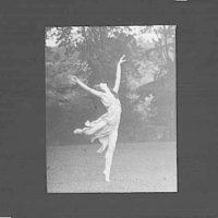 Lisa Duncan dancing