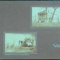 Early years, with images of family, self portraits, landscapes and architectural interiors. Two landmarks of Washington Heights