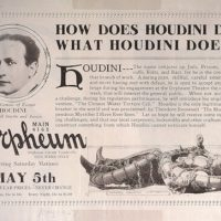 [Houdini versus products of the Weed Chain Tire Grip Company]