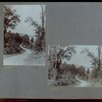 Reference prints, 1919-1920, numbers 2133-2377. Winding roads