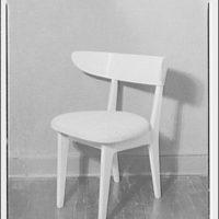 America House, Goodheart furniture store, 2101 K St. Chair II