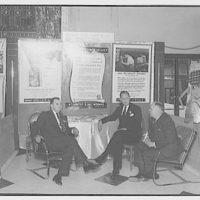 American Photoengravers Association convention. Atlantic Zinc Works, Inc. exhibit