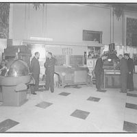 American Photoengravers Association convention. Bridgeport Engravers Supply Co. exhibit