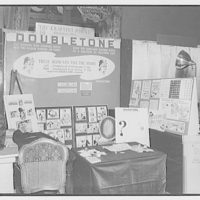 American Photoengravers Association convention. Craftint Manufacturing Co. Doubletone exhibit