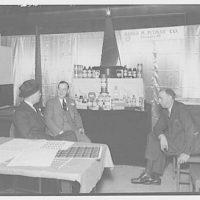 American Photoengravers Association convention. Harold M. Pitman exhibit