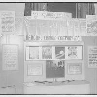 American Photoengravers Association convention. National Carbon Co., Inc. exhibit