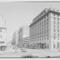 A.R. Clas buildings. 1416 F St. parking center I