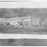A.R. Clas buildings. Garage, 11th St. and New York Ave.