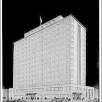 A.R. Clas buildings. Norfolk Hotel, second drawing II