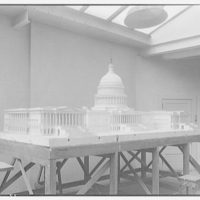 Architect of the Capitol. U.S. Capitol model III